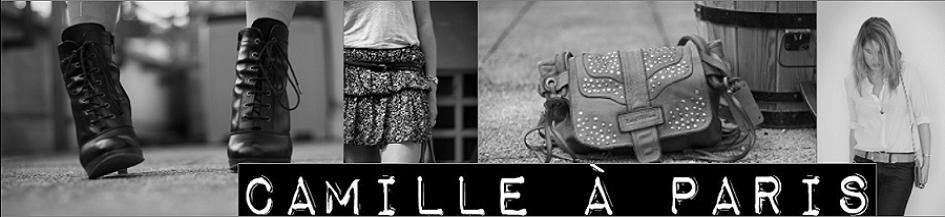 Camille à Paris