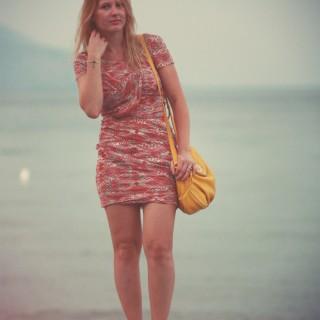 Iro dress @Samos