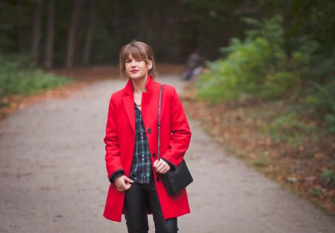 Chemise Zara Camille à Paris