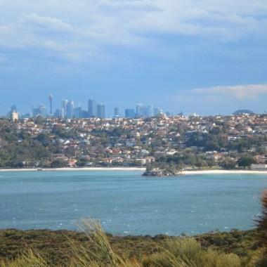 Sydney, l'océan pacifique, la baie!