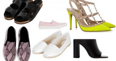 Wanted  : les chaussures de printemps
