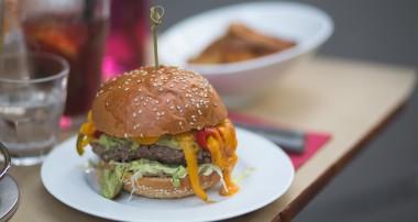 Bons plans Paris : Les burgers du Captain B'