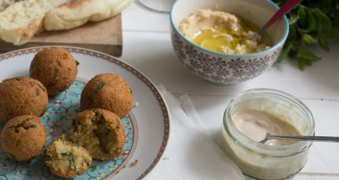 Ma recette de falafel libanais à la menthe