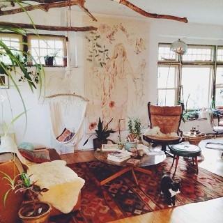 Inspiration déco : le tapis persan
