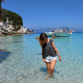 Paxos, l'île aux oliviers