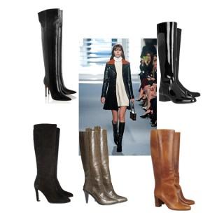 5 paires de bottes parfaites pour l'automne