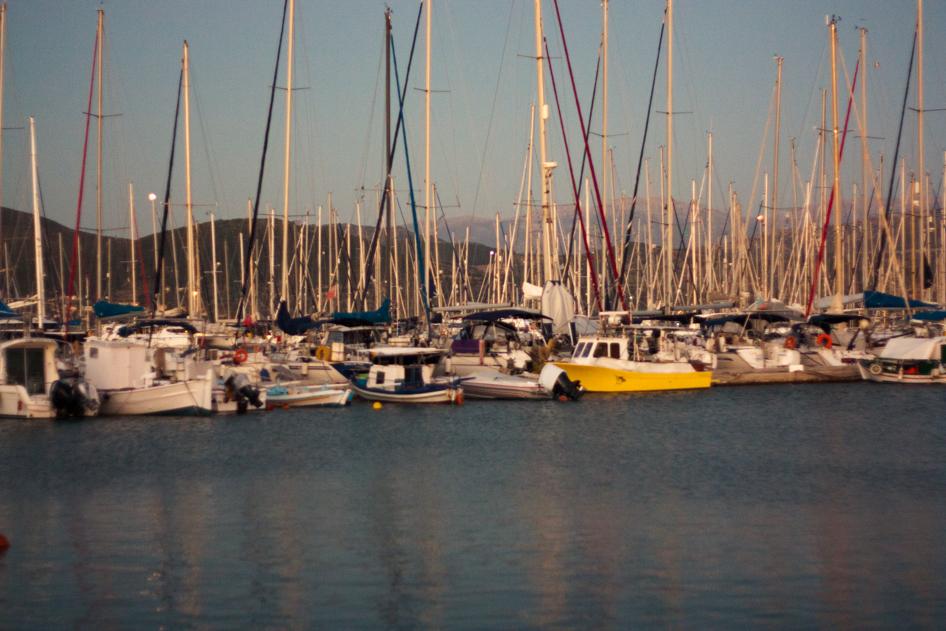 lefkada bateaux