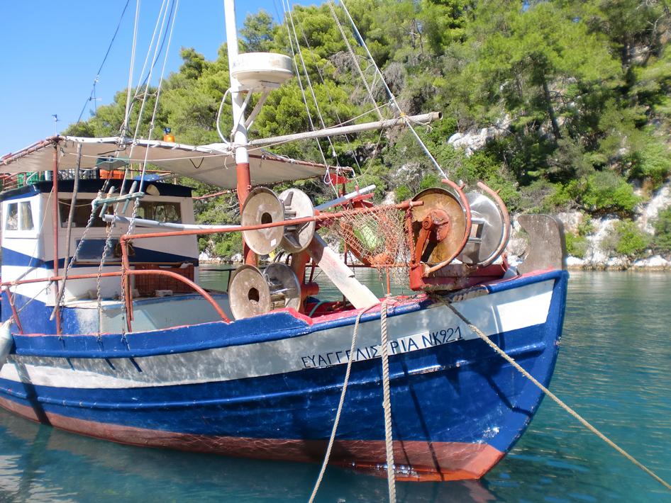 paxos port bateau 1