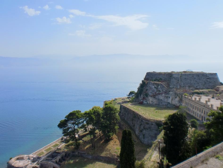vieille citadelle fort