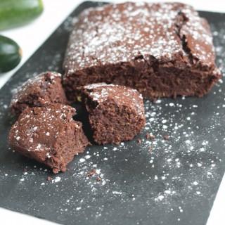 La gâteau au chocolat à la courgette, la bonne surprise culinaire