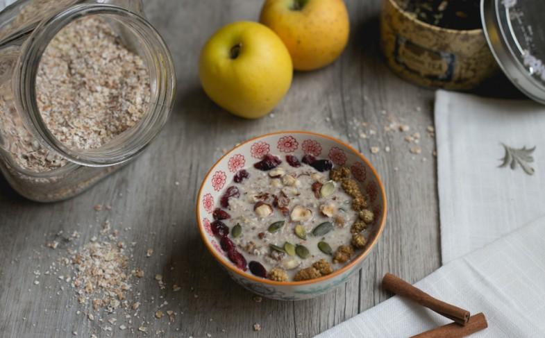 Le porridge du petit dej' qui cale vraiment !