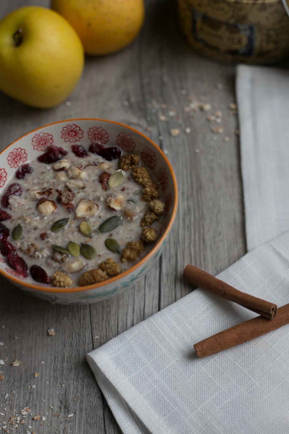 Porridge sarrazin