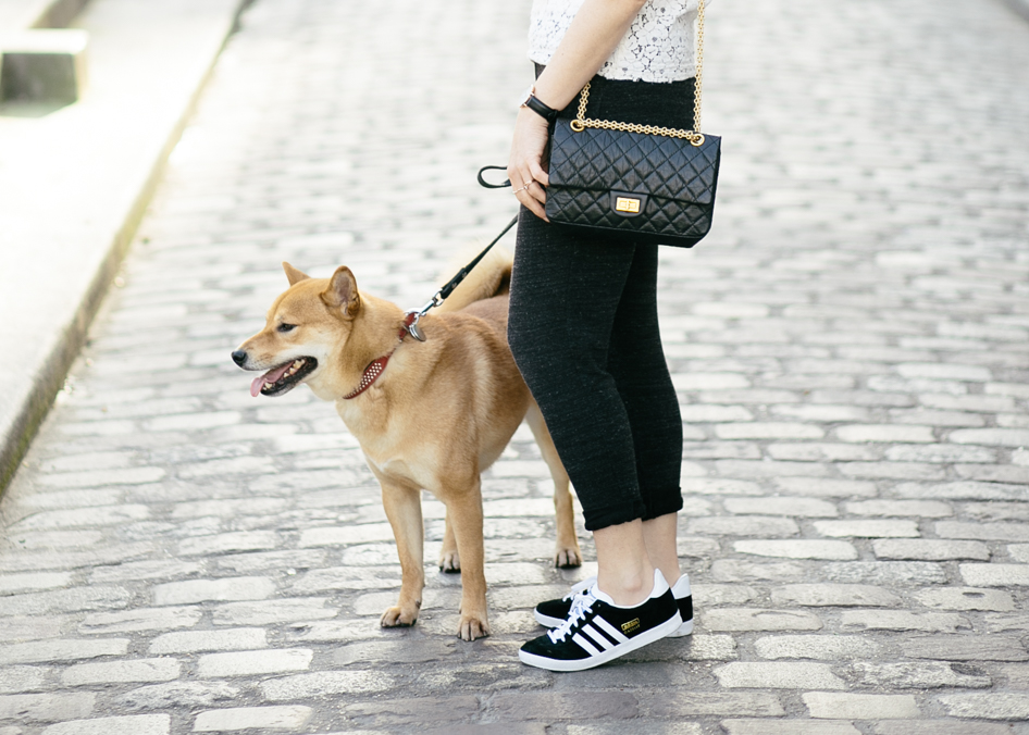 Chaussure Adidas Femme Dentelle