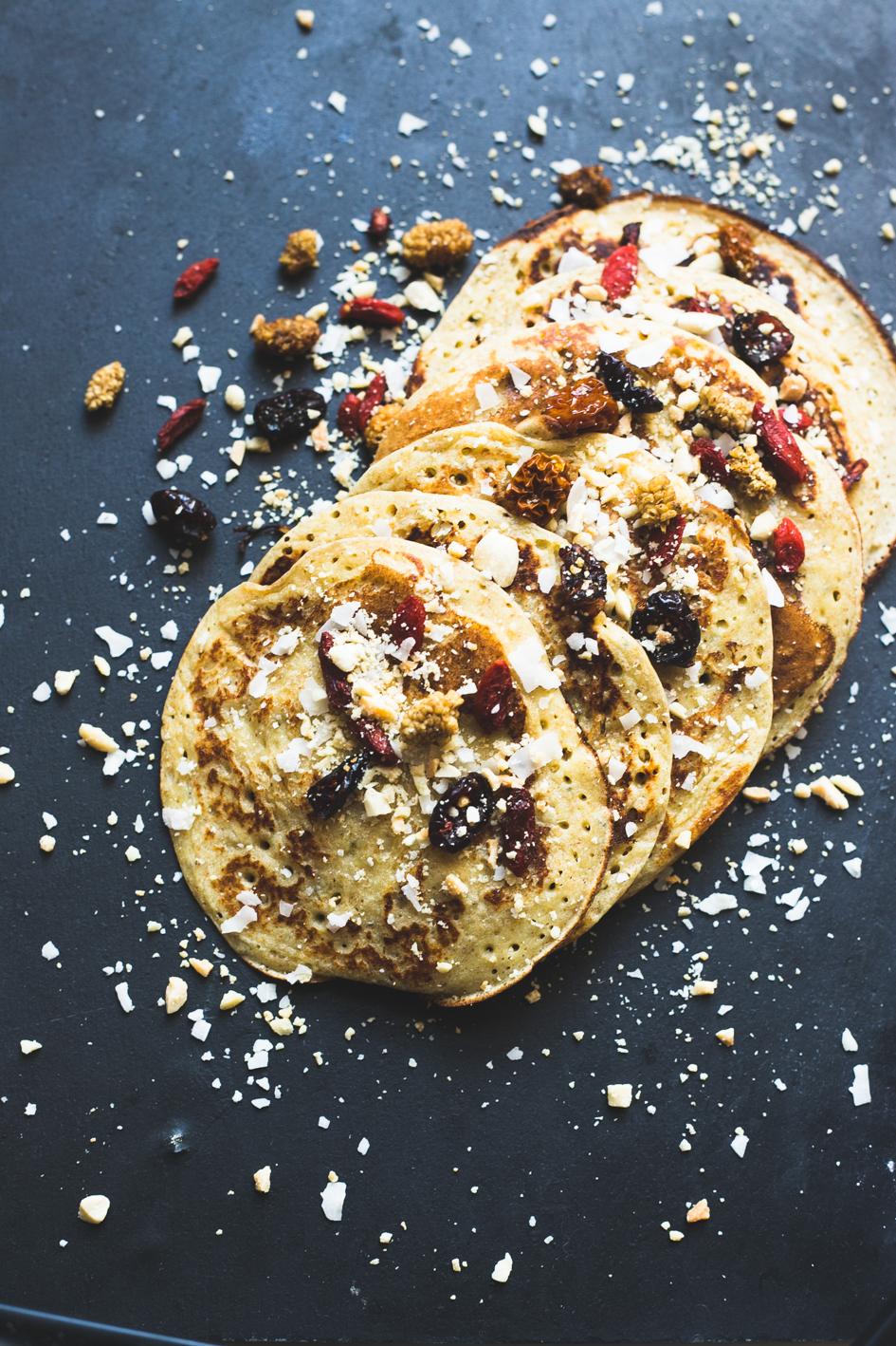 2 pancake ricotta
