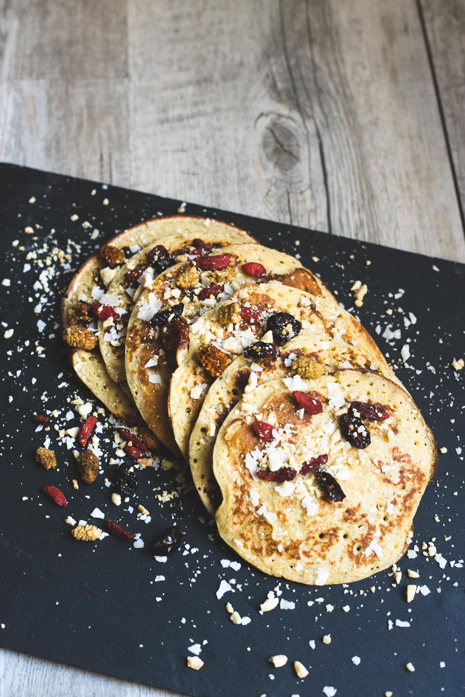 3 pancake