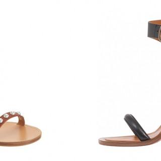 Sandales été 2015 : je mets quoi ?