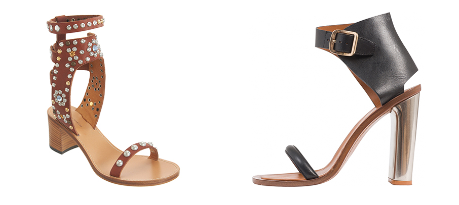sandales annes precedentes